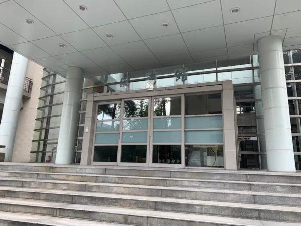 台湾 台北 図書館 陽明大学 ノマド パソコン