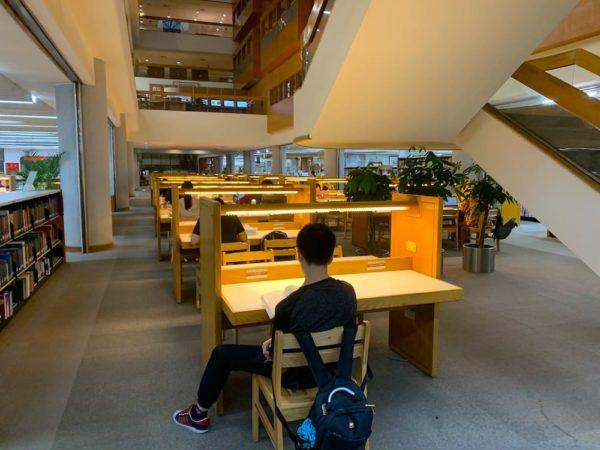 台湾 国家 図書館