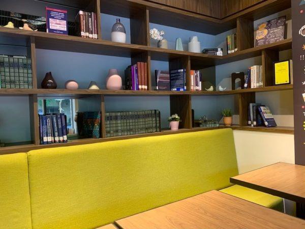 台北科技大学 図書館 台湾 ノマド 美しい