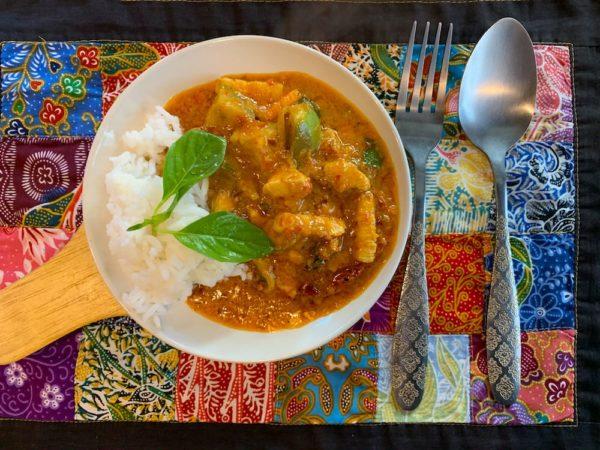 バンコク タイ 料理教室 シーロム クッキング スクール インスタ映え