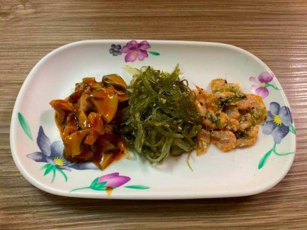 台南 グルメ 日本食 山根寿司 日本小菜